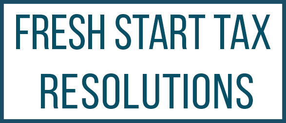 Fresh Start Tax Resolutions
